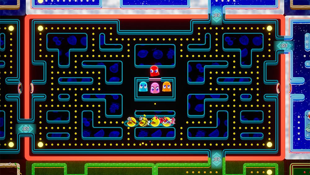 pac-man:-mega-tunnel-battle-now-playable-via-google-stadia