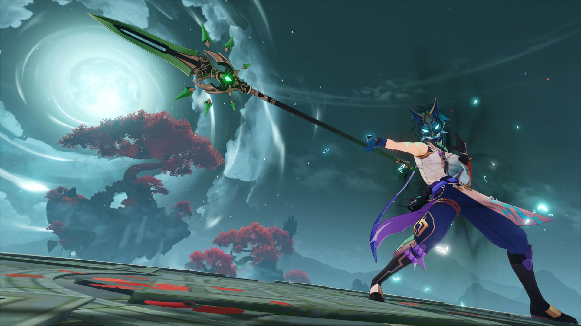 genshin-impact:-xiao-guide-—-weapons,-artifacts,-and-talents