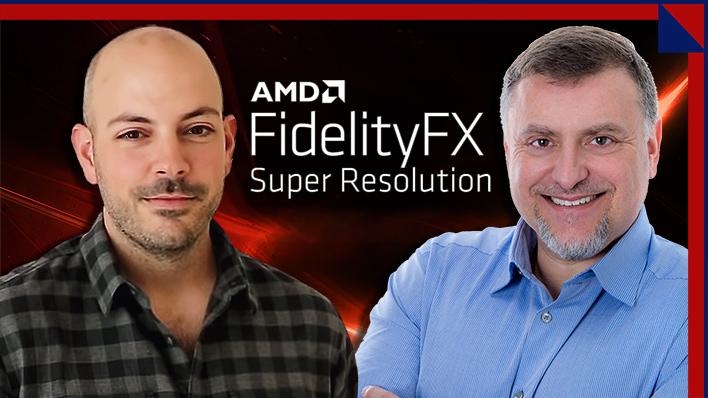 amd's-frank-azor-and-carlos-silva-talk-fidelityfx-super-resolution-live-here-6/22-at-5:30-pm-et