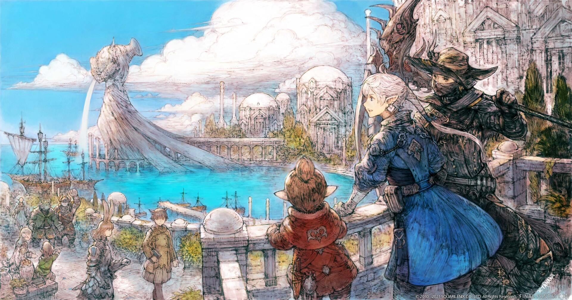 final-fantasy-xiv:-endwalker-job-changes,-reaper,-and-sage-detailed